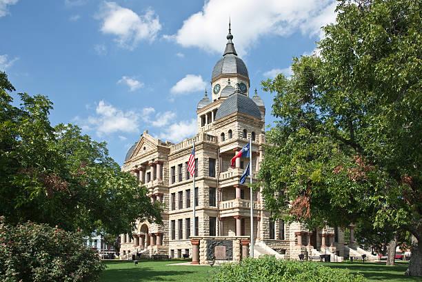 Courthouse in Denton, Texas